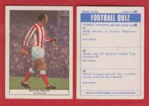 Sunderland Martin Harvey Northern Ireland 65